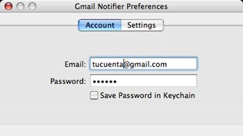 Google acaba de anunciar Gmail Notifier para Mac OS X, descargalo ya 7