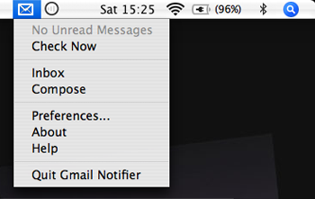 Google acaba de anunciar Gmail Notifier para Mac OS X, descargalo ya 5