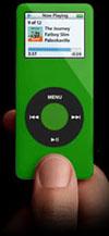 Ya puedes escoger el color de tu iPod nano 3