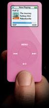 Ya puedes escoger el color de tu iPod nano 2
