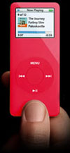 Ya puedes escoger el color de tu iPod nano 4