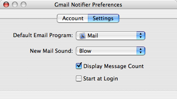 Google acaba de anunciar Gmail Notifier para Mac OS X, descargalo ya 3