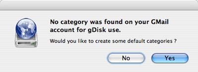 Utiliza tu cuenta de gMail como disco duro en tu computadora y Mac OS X 4