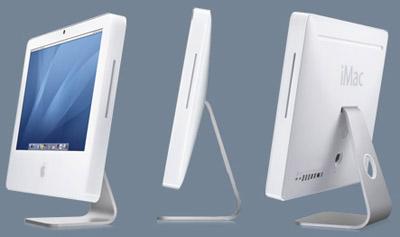 Diseño de la iMac G5
