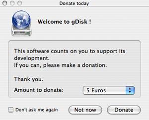 Utiliza tu cuenta de gMail como disco duro en tu computadora y Mac OS X 2