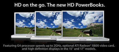 PowerBook G4 Graphics Update 1.0, actualiza la tarjeta gráfica de tu PowerBook 6