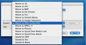 QuickTime 7 disponible para Panther 3