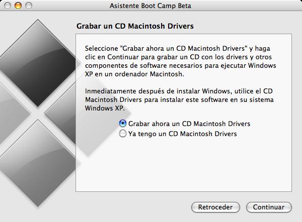 Como instalar Windows XP en las Mac con procesador Intel siguiendo algunos pasos 18