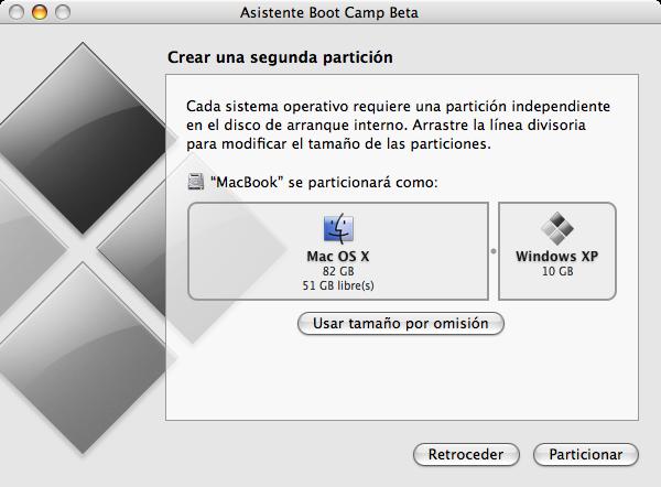 Como instalar Windows XP en las Mac con procesador Intel siguiendo algunos pasos 20