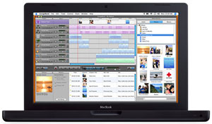 Actualización de software 1.2 para MacBooks y MacBooks Pro con carcasa unibody de precisión de aluminio 6