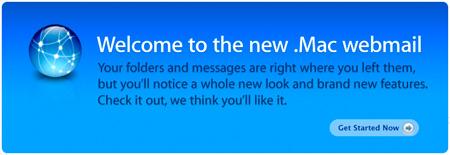 Apple actualiza el webmail de el servicio .Mac 1