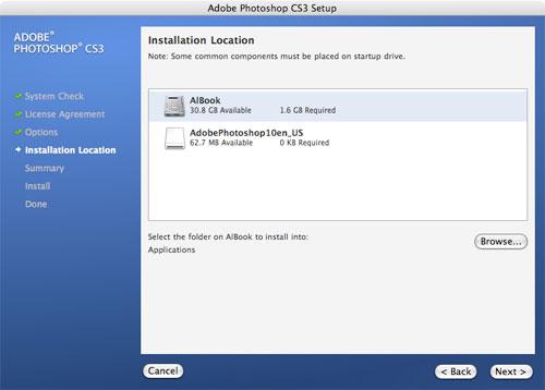 Ya puedes descargar Adobe Photoshop CS3 beta 9