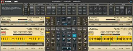 Los DJs ya pueden usar Traktor 3.2 en Macs Intel, excelente software para mezclar música en Mac 1