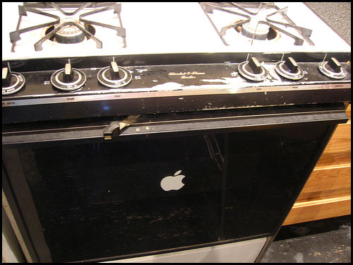 Cocinando exquisitos platillos al estilo Apple con la Mac Estufa 1