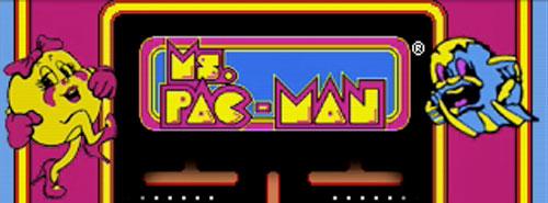 En juegos para iPods ya está disponible Ms. Pac-Man 1