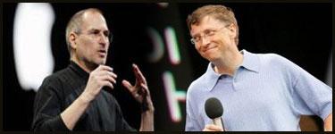 Steve Jobs y Bill Gates estarán juntos en la  conferencia D: All Things Digital del Wall Street Journal 1