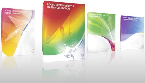 Adobe ya envía el Adobe Creative Suite 3, las nuevas versiones CS3 que se esperaban 1