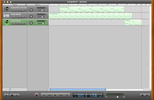 Tutorial GarageBand y Home Recording - Mastering 5