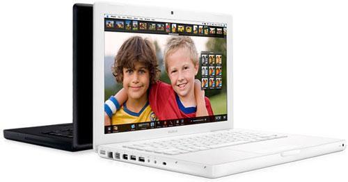 Nuevas Apple MacBooks más rápidas y con más capacidad en disco duro 1