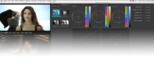 Final Cut Pro HD 4.5 3