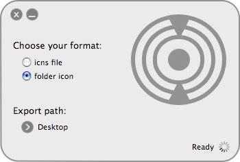 Como crear iconos en y para Mac OS X con Img2icns ( image to icons ) 3