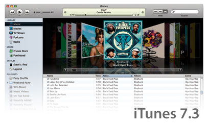 Descarga iTunes 10.4 4