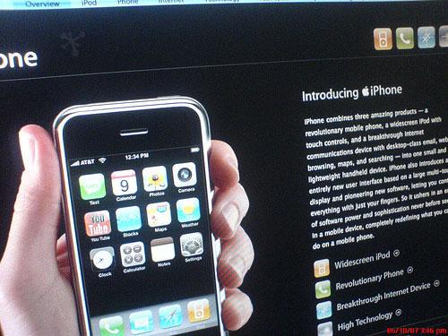 Se podrán ver videos de YouTube en el iPhone, teléfono de Apple 1