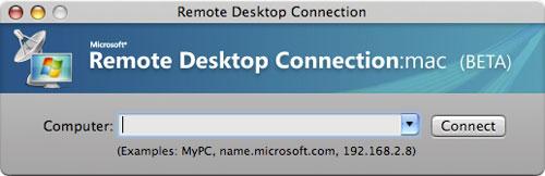 Microsoft Remote Desktop Connection 2 Beta 3 4