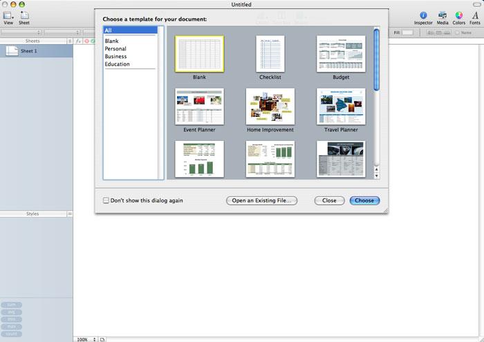 Imágenes de la instalación paso a paso de iWork '08 con Keynote, Numbers y Pages 29