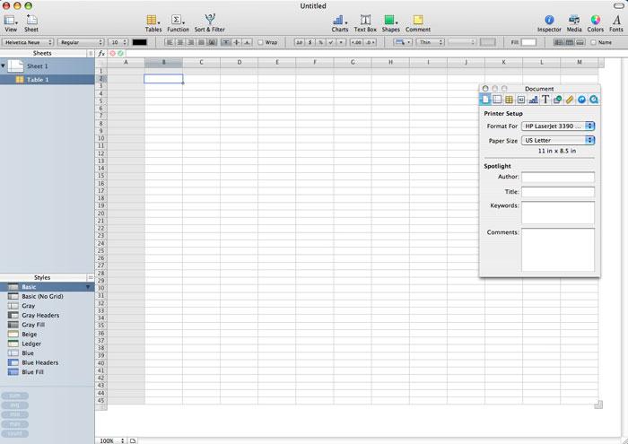 Imágenes de la instalación paso a paso de iWork '08 con Keynote, Numbers y Pages 30