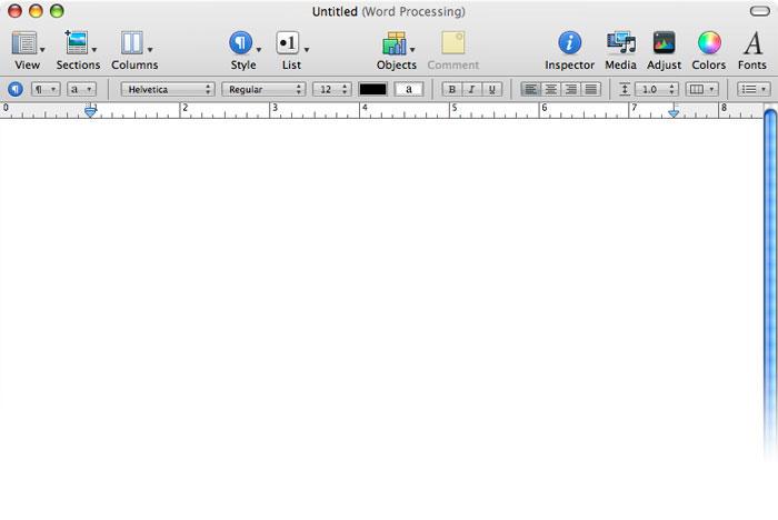 Imágenes de la instalación paso a paso de iWork '08 con Keynote, Numbers y Pages 1