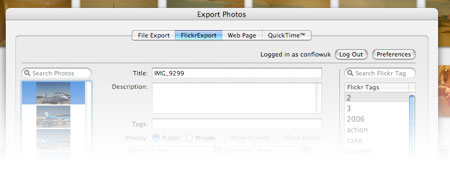 Primera actualización para iPhoto 11 (Versión 9.0.1) 9