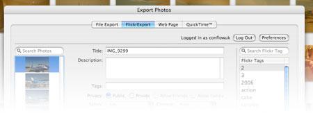 Flickr para iPhone con filtros y diseño nuevo 5