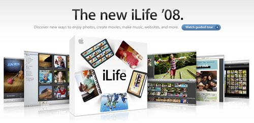 Apple presenta el nuevo iLife 06 3