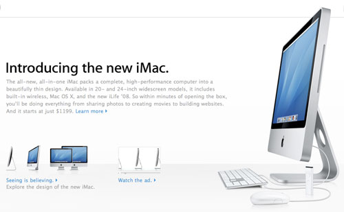 Si tu iMac G5 tiene problemas de corriente o video, Apple te la arregla gratis 10
