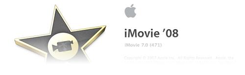 iMovie '08 comparte, exporta y sube tus videos directamente a Youtube 2