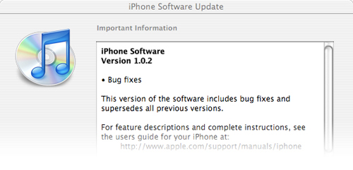 Extra, Extra... nueva actualización en el Firmware del iPhone 4