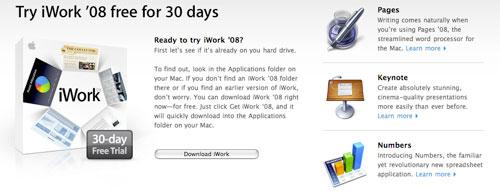 Imágenes de la instalación paso a paso de iWork '08 con Keynote, Numbers y Pages 74