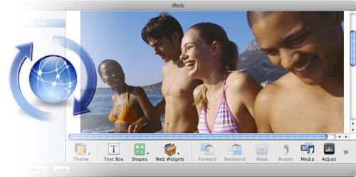 Descarga iWeb 3.0.4 8
