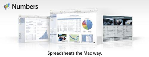 Numbers 1.7 para iPhone y iPad más compatible con Microsoft Excel y Numbers para Mac 6