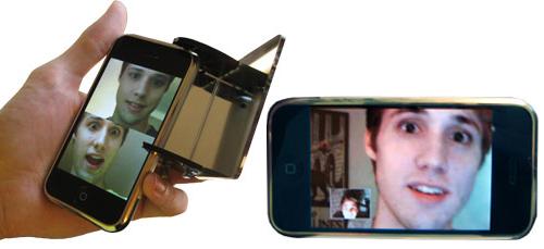 Ya puedes hacer videoconferencias de dos vías con el iPhone 1