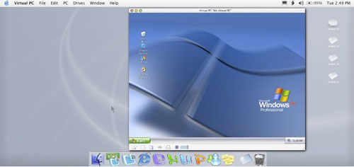 Connectix Virtual PC 6.0 1