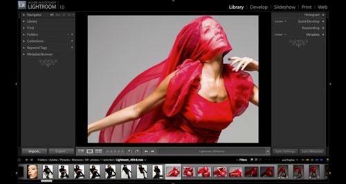 Ya puedes descargar Adobe Lightroom 1.2 1