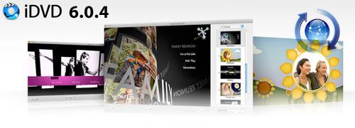Ya se puede descargar iDVD 6.0.4, el programa para creación de DVDs de iLife 1