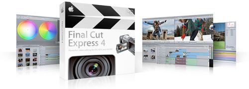 Final Cut Express 4 para edición de video 1