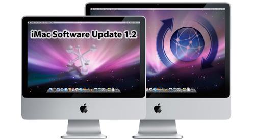 Actualización para las nuevas iMacs con el iMac Software Update 1.1 3