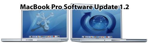 Actualiza tu MacBook Pro, con el MacBook Pro Software Update 1.2 1