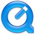 Evolución del logotipo de QuickTime 3