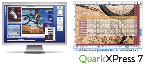 Ya puedes descargar QuarkXpress 7.3.1 para Mac OS X y para Windows 1