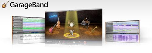 Descarga GarageBand 3.0.5 la aplicación para hacer música de iLife 8